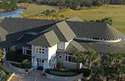 Bald Head Island Club - Aerial View