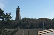Old Baldy from Over the Bridge