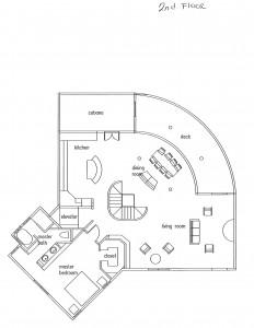 111 N. Bald Head Wynd Floor Plan 2