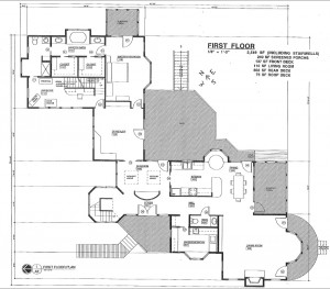 14 Palm Court Floor Plan 1