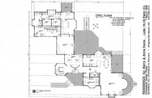 14 Palm Court Floor Plan 1