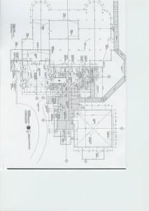 23 Cape Fear Trail Bald Head Island - Floor Plan: Ground Floor