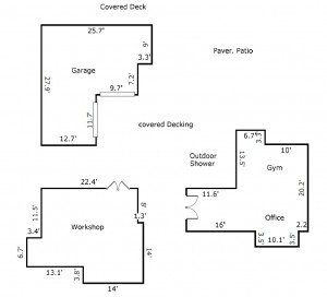 7 Bufflehead Court Floor Plan 2