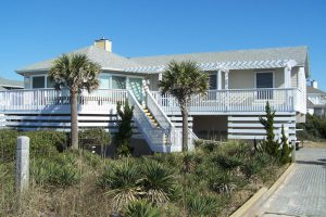 231 West Bald Head Wynd Bald Head Island - Front of Home