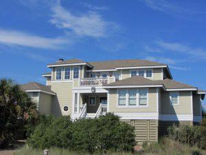 27 Black Skimmer Trail Bald Head Island - Front of Home