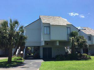 Villa 37 Bald Head Island - Front of Home