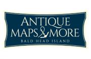 Antique Maps and More Logo
