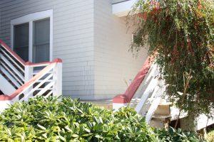 80 Turks Head Ct Bald Head Island - Porch Stairs