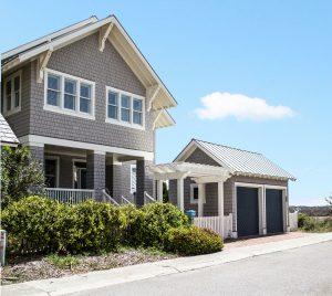 8 Leeward Court Bald Head Island - Front of Home