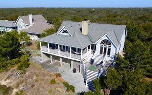 9 Bayberry Ct Bald Head Island - Aerial View