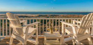970 South Bald Head Wynd Bald Head Island - White Wine with the Skyline