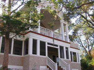111 North Bald Head Wynd Bald Head Island - Front of Home
