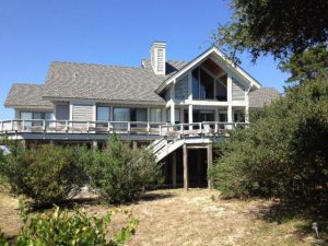 18 Royal Tern Ct Bald Head Island - Front of Home