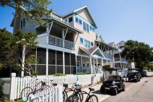 21 Keelson Row, Marsh Harbour Inn, Bald Head Island - Front of Inn