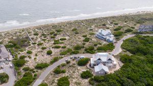 720 Shoals Watch Way Bald Head Island - Aerial Shot