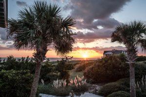 1013 South Bald Head Wynd Bald Head Island - Big Fish Sunset Night Shot