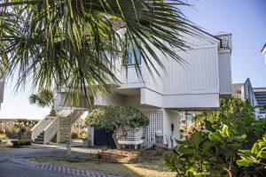 Villa 14 Bald Head Island - Front of Home