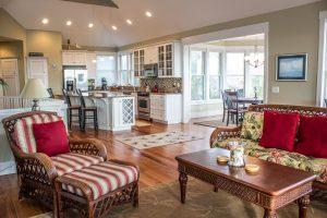 519 Currituck Way Bald Head Island - Living Room