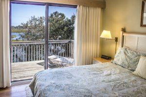 Timbercreek 8A Bald Head Island - Master Bedroom View