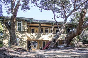 604 Kinnakeet Way Bald Head Island - Construction Picture