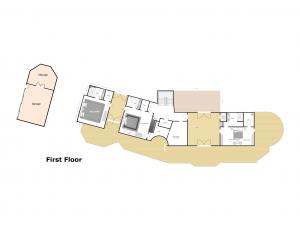 710 Shoals Watch Way Bald Head Island - Floor Plans: First Floor