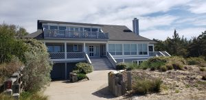 9 Wild Bean Ct Bald Head Island - Front of Home - For Sale