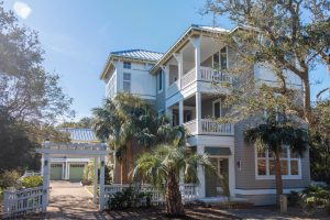 720 Federal Road Bald Head Island - Front of Home - For Sale