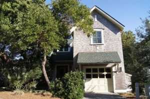 7 Keepers Landing Bald Head Island - Front of Home - For Sale