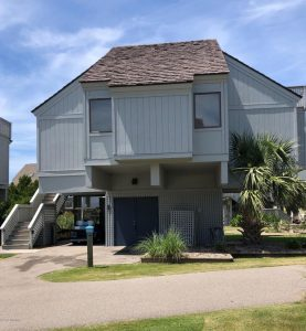 Villa 12 Bald Head Island - Front of Home - For Sale