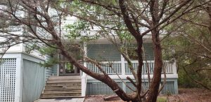 311 Stede Bonnet Bald Head Island - Front of Home - For Sale