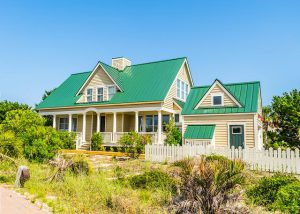 334 Stede Bonnet Bald Head Island - Front of Home - For Sale