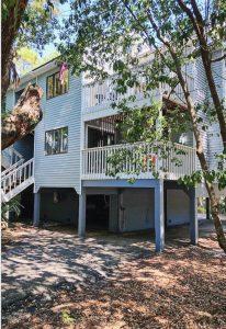 20 Bay Tree Trail 1B Bald Head Island - Front of Home