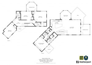519 Currituck Way Bald Head Island - Floor Plan: First Floor