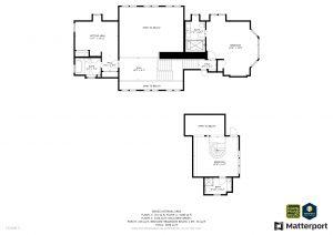 17 Sea Gull Bald Head Island - Floor Plan: Second Floor