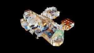 17 Sea Gull Bald Head Island - 3D Floor Plan