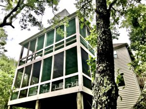 5B Timbercreek Bald Head Island - Front of Home - For Sale