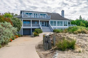 9 Wildbean Ct Bald Head Island - Front of House - For Sale