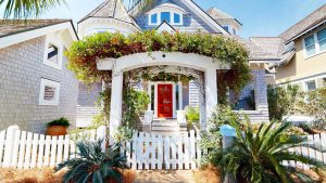 218 Row Boat Row Bald Head Island - Front of Home - For Sale