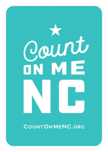 Count On Me NC graphic 1