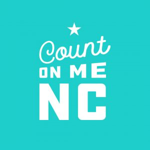 Count On Me NC graphic 3