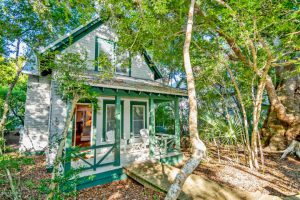 618 Chicamacomico Way Bald Head Island - Front of House - For Sale