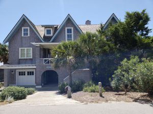976 South Bald Head Wynd Bald Head Island - Front of Home - For Sale
